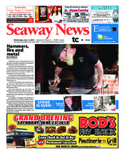 Seaway news – 13 juin 2018
