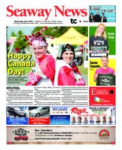 Seaway news – 4 juillet 2018