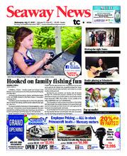 Seaway news – 11 juillet 2018