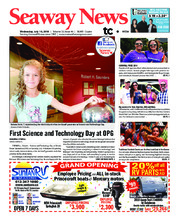 Seaway news – 18 juillet 2018