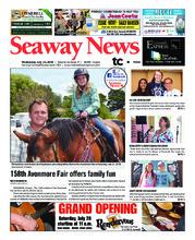 Seaway news – 25 juillet 2018