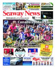 Seaway news – 8 août 2018