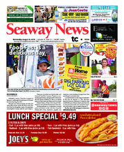 Seaway news – 22 août 2018
