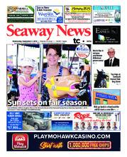 Seaway news – 5 septembre 2018