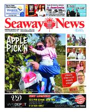 Seaway news – 12 septembre 2018