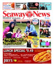 Seaway news – 26 septembre 2018
