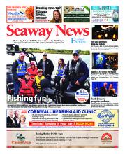 Seaway news – 3 octobre 2018