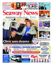 Seaway news – 10 octobre 2018