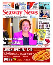 Seaway news – 24 octobre 2018