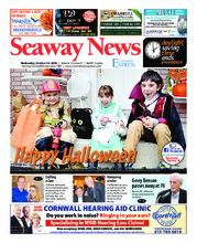 Seaway news – 31 octobre 2018