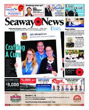 Seaway news – 7 novembre 2018