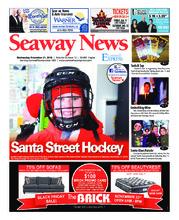 Seaway news – 21 novembre 2018
