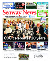 Seaway news – 28 novembre 2018
