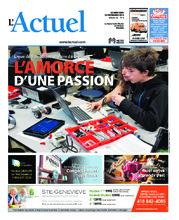 Journal L'Actuel – 12 décembre 2018