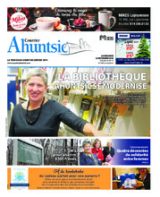 Le Courrier Ahuntsic – 12 décembre 2018