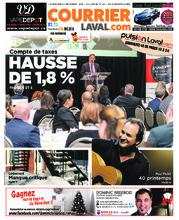 Courrier Laval (mercredi) – 5 décembre 2018