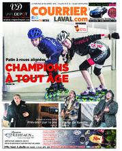 Courrier Laval (mercredi) – 26 décembre 2018