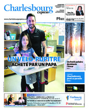 Charlesbourg Express – 5 décembre 2018