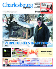 Charlesbourg Express – 26 décembre 2018
