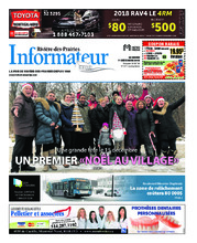 L'Informateur RDP – 11 décembre 2018