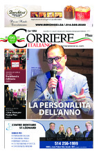 Corriere Italiano – 13 décembre 2018