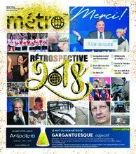 Journal Métro – 26 décembre 2018