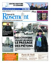 Journal de Rosemont/Petite Patrie – 11 décembre 2018