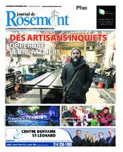 Journal de Rosemont/Petite Patrie – 25 décembre 2018