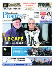 Progrès Saint-Léonard – 4 décembre 2018