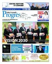 Progrès Saint-Léonard – 18 décembre 2018