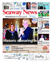 Seaway news – 5 décembre 2018