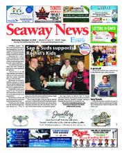 Seaway news – 12 décembre 2018