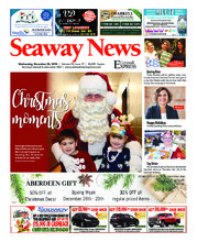 Seaway news – 26 décembre 2018