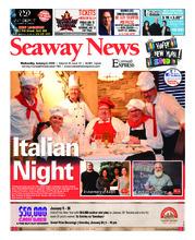 Seaway news – 2 janvier 2019