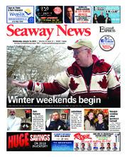 Seaway news – 16 janvier 2019