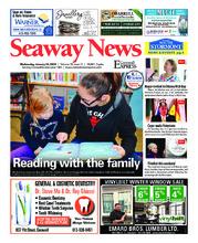 Seaway news – 23 janvier 2019