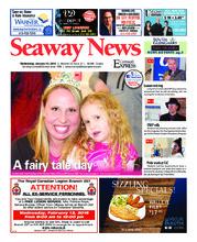 Seaway news – 30 janvier 2019