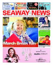Seaway news – 13 mars 2019