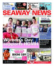 Seaway news – 27 mars 2019