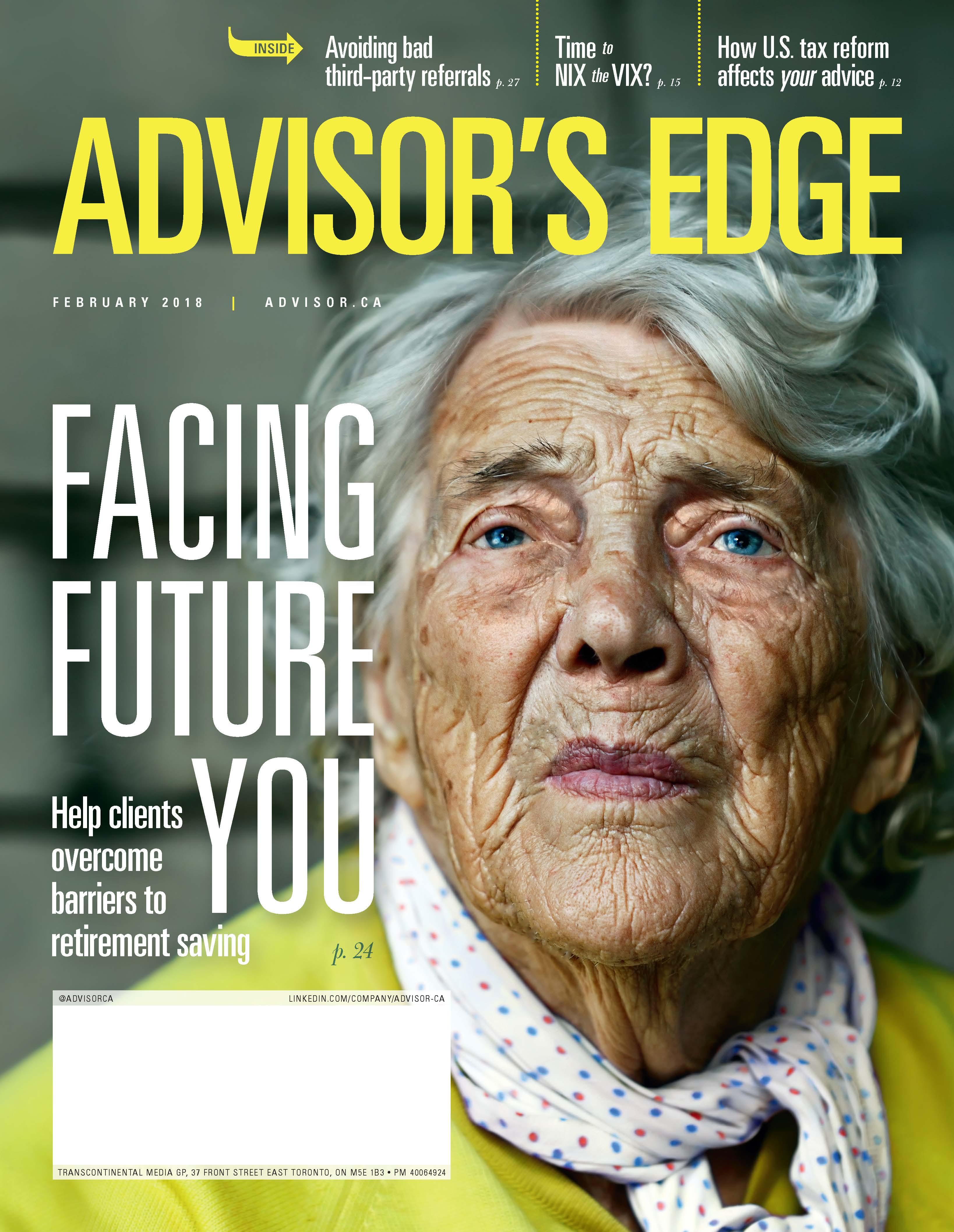 Advisor's Edge – 1 février 2018