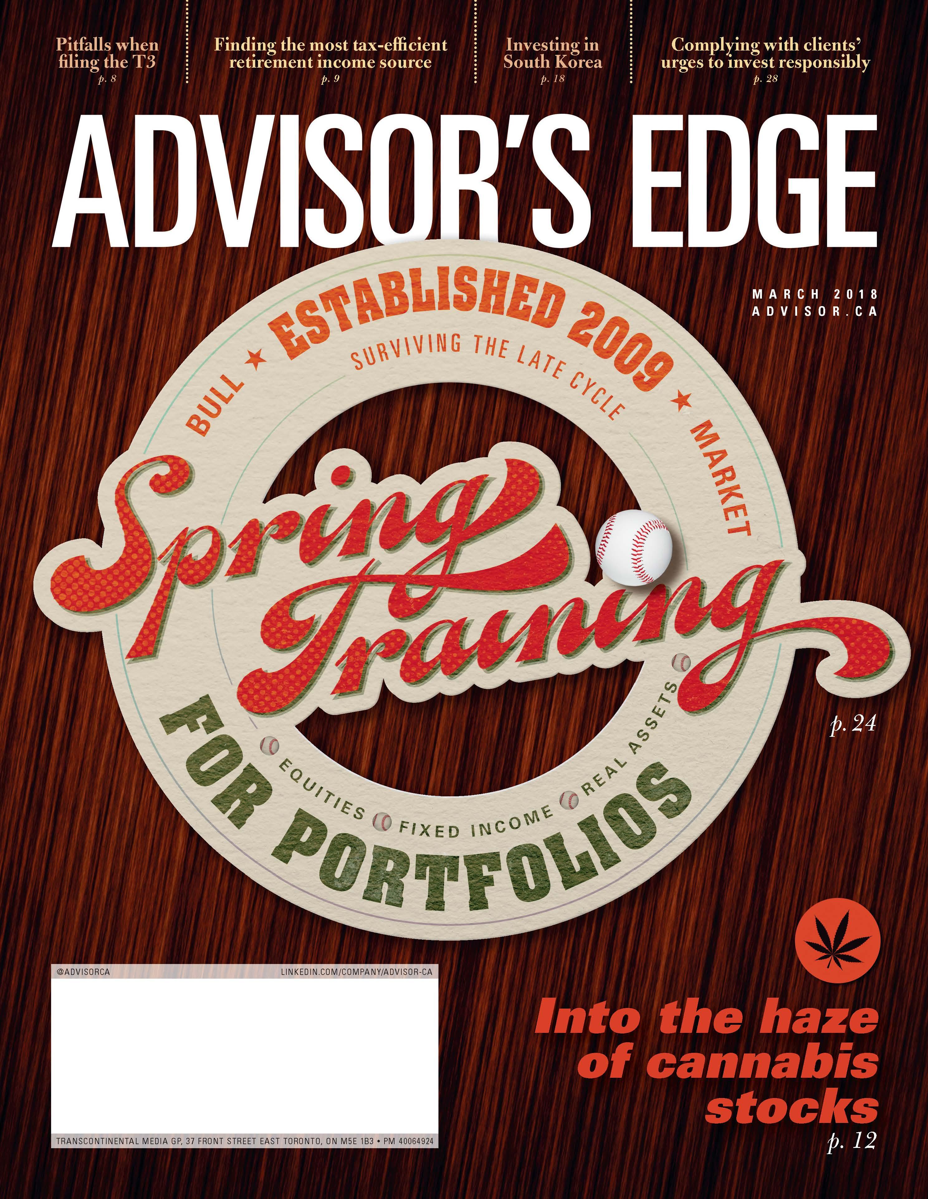 Advisor's Edge – 1 mars 2018