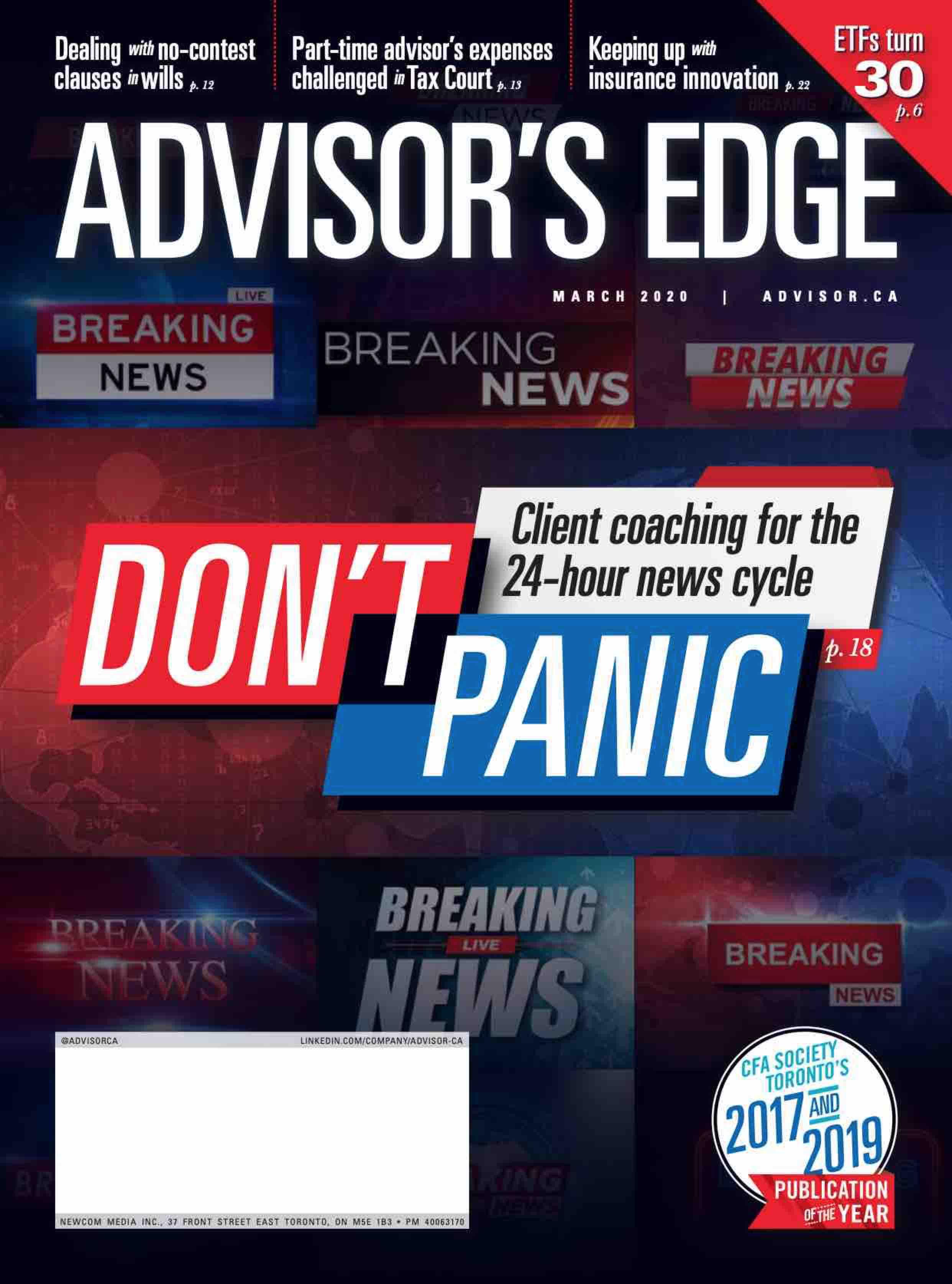 Advisor's Edge – 1 mars 2020