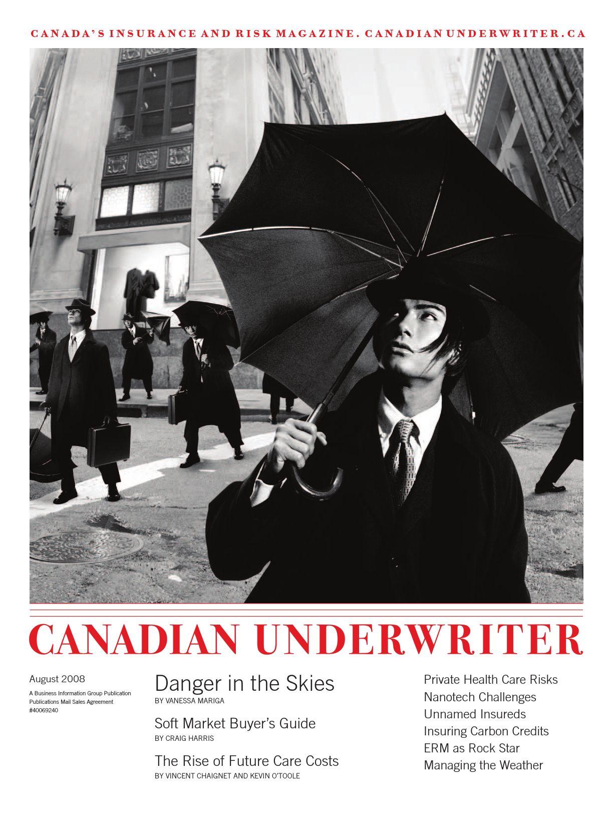 Canadian Underwriter – 1 août 2008