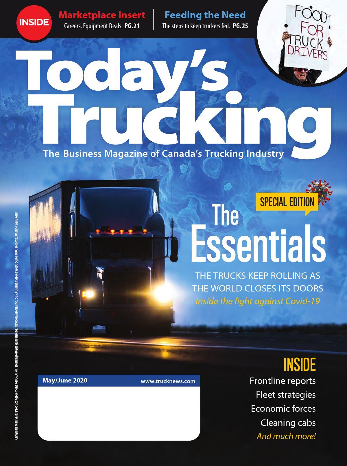 Today's Trucking – 1 mai 2020