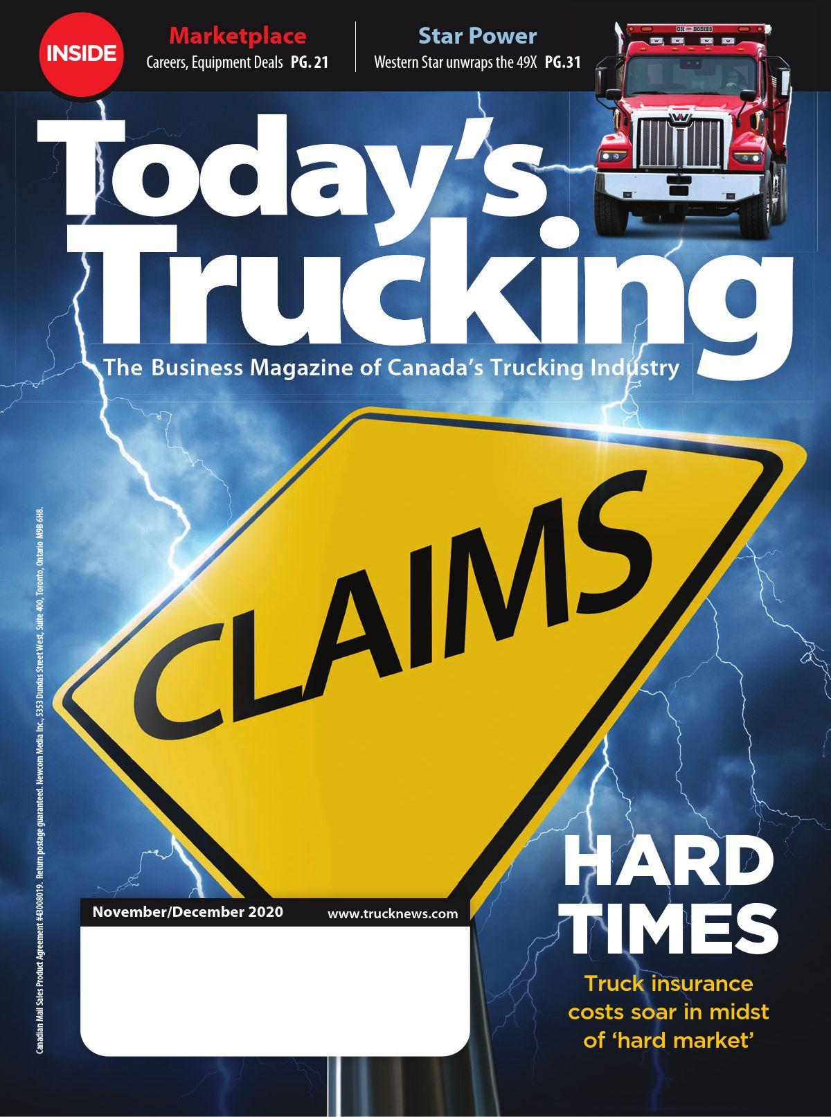 Today's Trucking – 1 novembre 2020