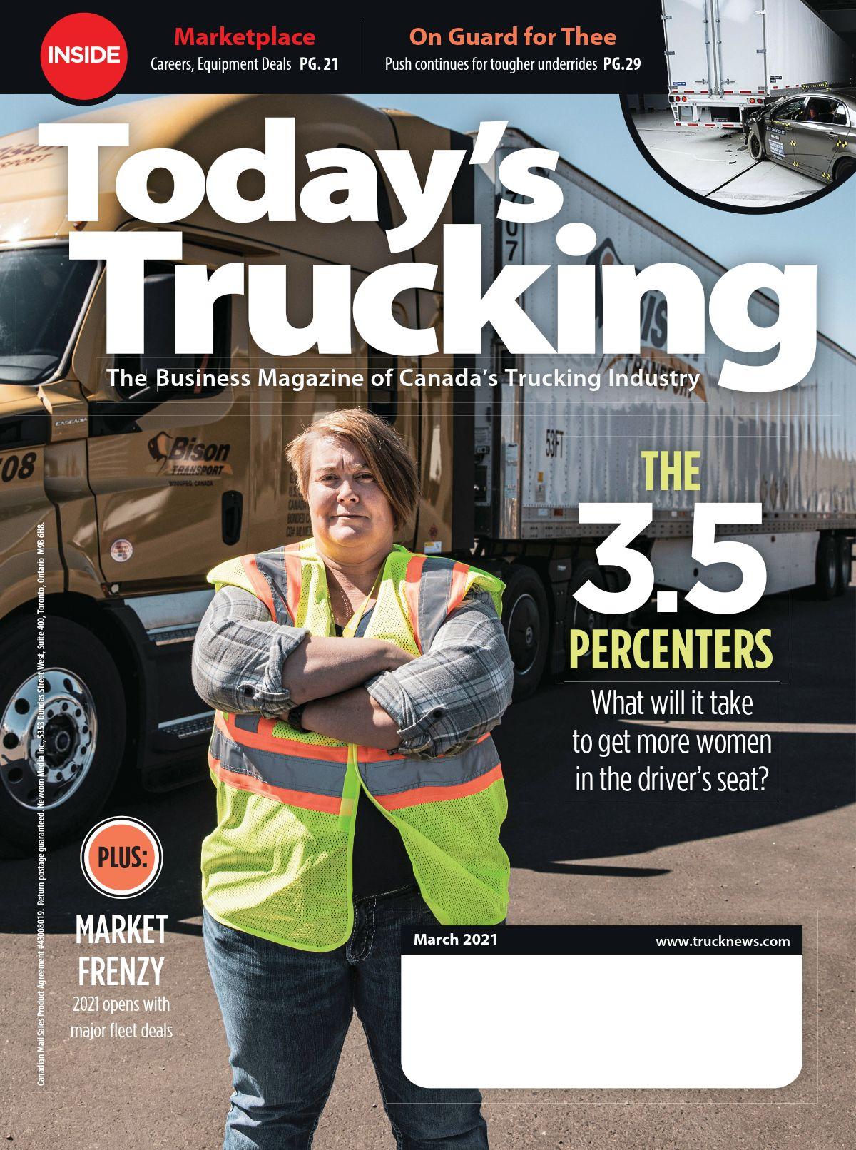 Today's Trucking – 1 mars 2021