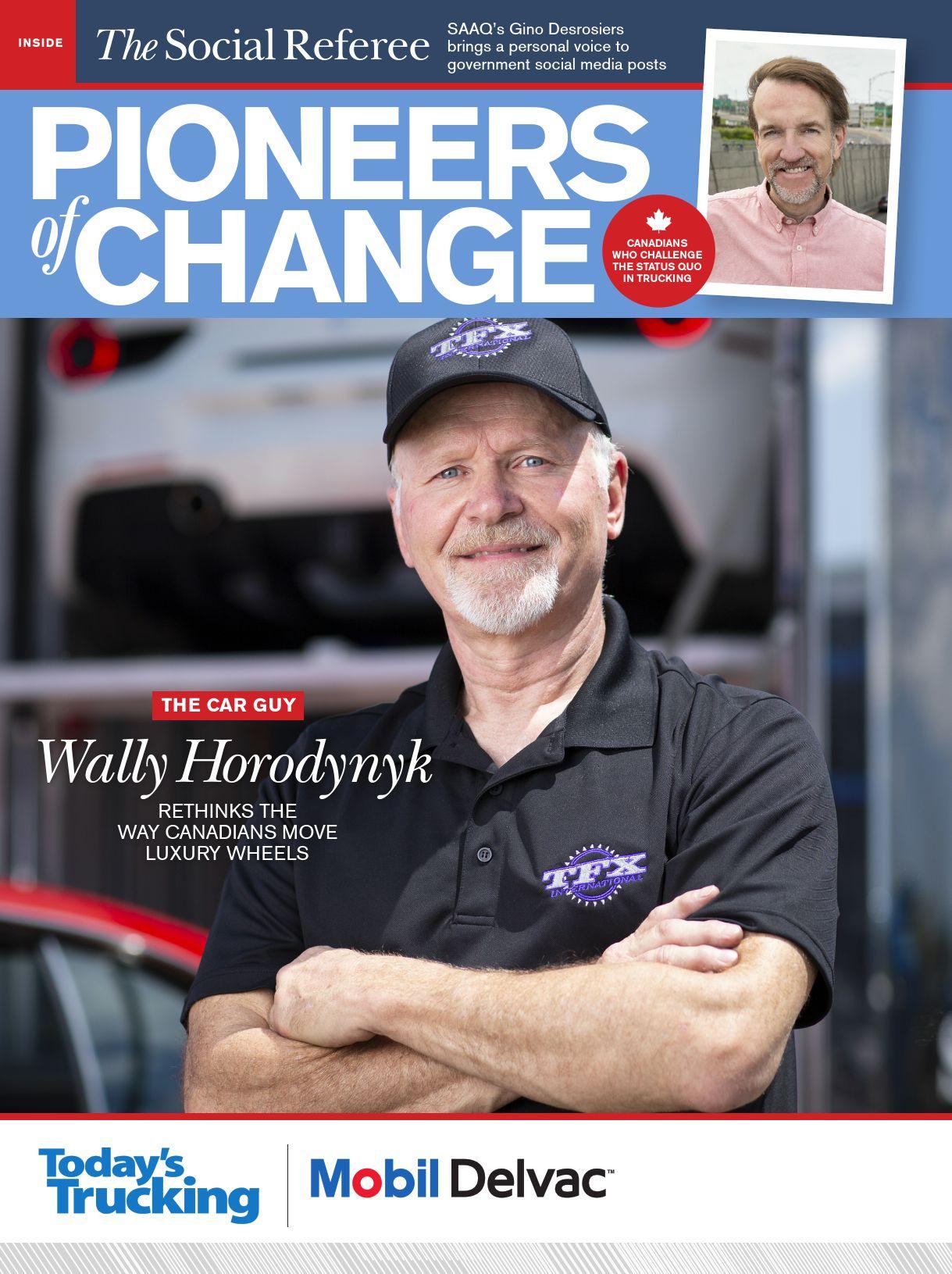 Truck News – 1 septembre 2019