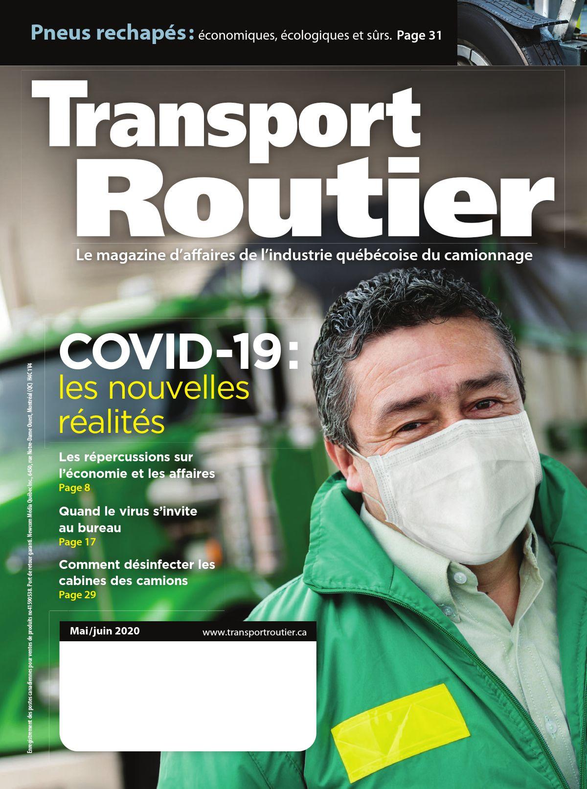 Transport routier – 1 mai 2020