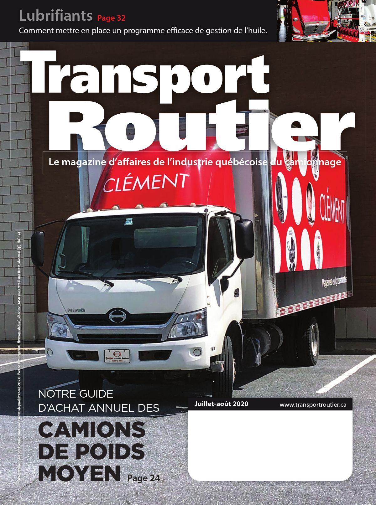 Transport routier – 1 juillet 2020