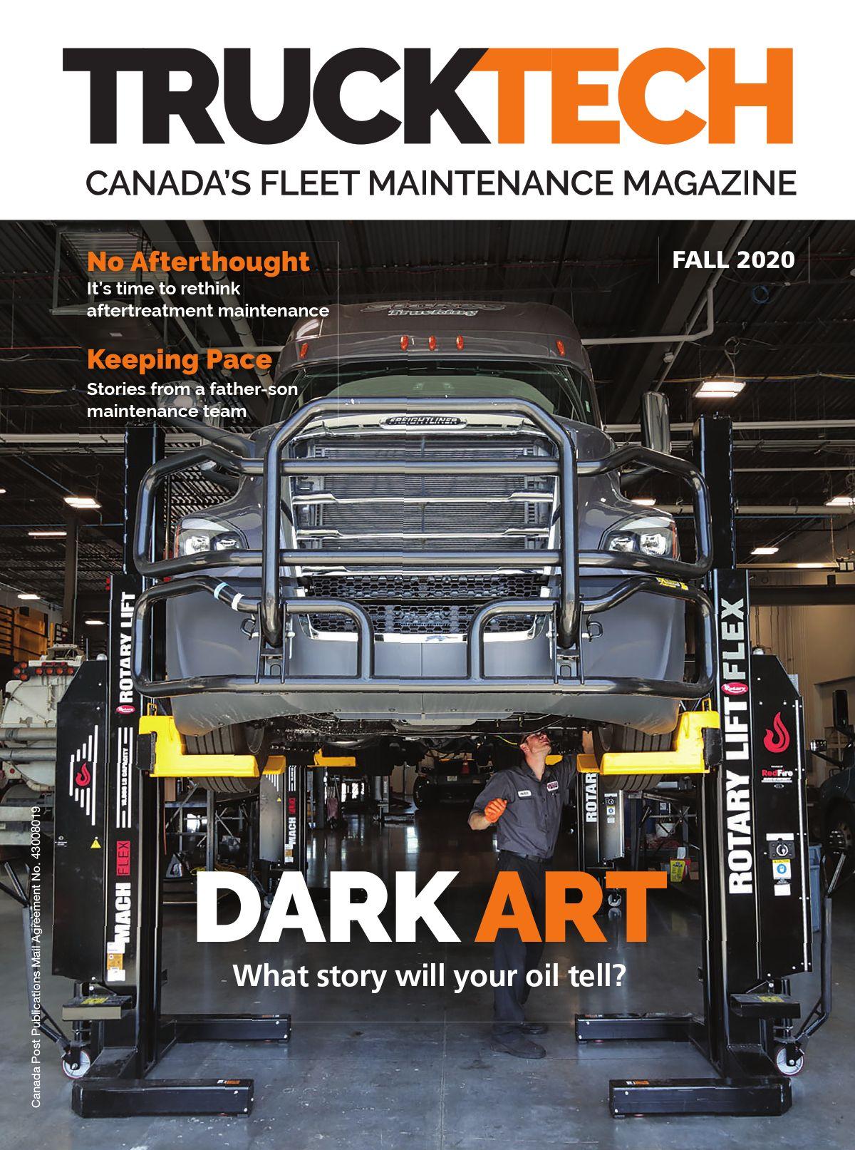 Truck Tech – Fall 2020